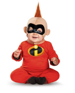 Baby Boy Incredibles Jack Costume