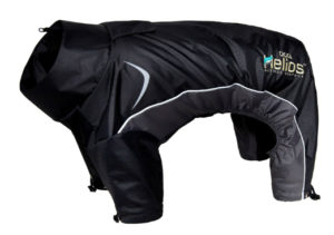 Full-Bodied Reflective Dog Jacket All Weather