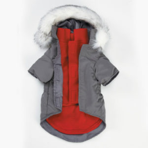 Eskimo Jacket Vest For Dogs