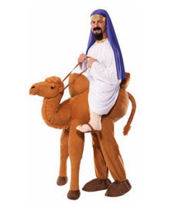 Ride A Camel Costume Funny Fancy Dress Outfit