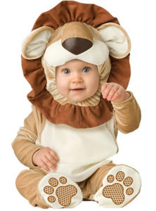 Baby Boy Lion Costume