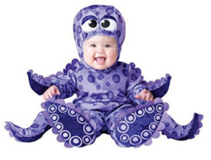 Baby Boy Octopus Costume