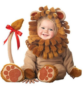 Baby Boy Cute Lion Costume