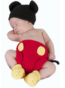 Baby Boy Mickey Mouse Costume