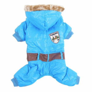 Snowsuit For Dogs In Winter