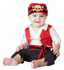Baby Boy Pirate Costume