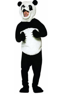 Fancy Dress Animal Panda Costume