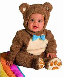 Baby Boy Cute Bear Costume