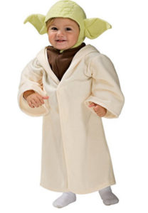 Baby Boy Star Wars Yoda Costume
