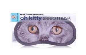 Funny Cat Eyes Sleep Mask