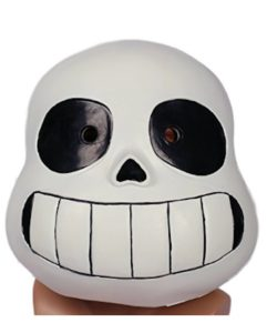 Funny Undertale Smiling Mask