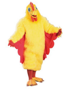 Chicken Animal Costume Fancy Dress Outfit