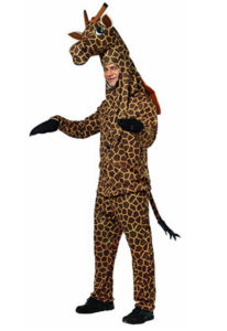 Giraffe Animal Costume Fancy Dress Outfit