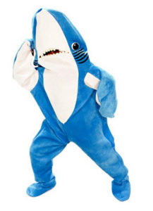Katy Perry Shark Animal Costume Fancy Dress Outfit