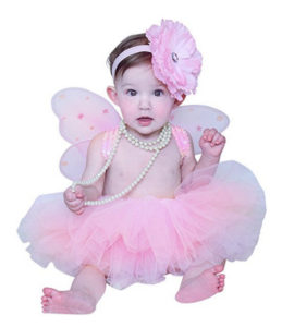 Fairy Tutu Baby Girl Costume