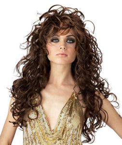 Women's Dress Up Wig