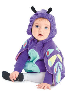 Butterfly Baby Girl Costume