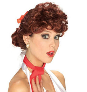 50's Housewife Dress Up Wig