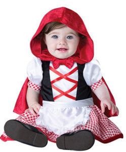 Little Red Riding Hood Baby Girl Costume