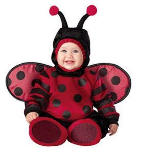 Lady Bug Baby Girl Costume