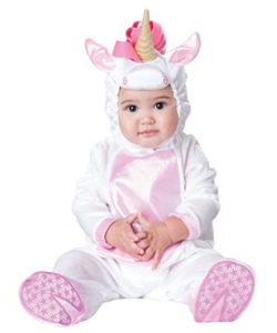Magical Unicorn Baby Girl Costume
