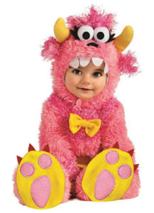 Monster Baby Girl Costume