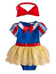 Snow White Baby Girl Costume