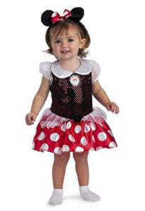 Mouse Baby Girl Costume