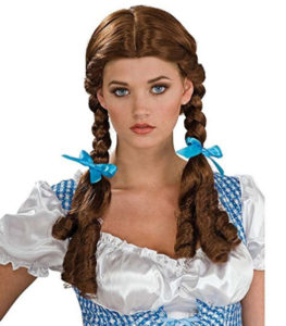 Wizard of Oz Dress Up Wig