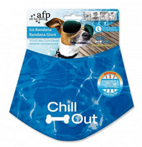 Lazy Chill Out Dog Bandana