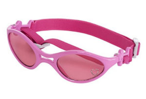Pink Dog Sunglasses For Sun Protection