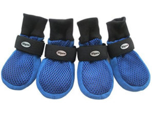 Breathable Soft Dog Boots Paw Protectors