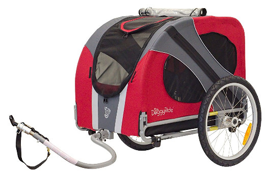 Dog Trailer Attachment For Bike