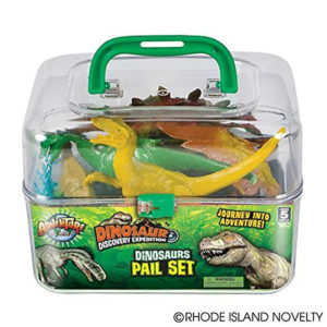 Dinosaur Toy Set Plastic