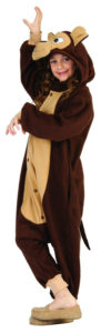 monkey costume for kids