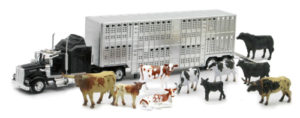 cow toy set