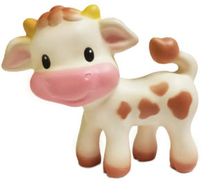 baby cow toy