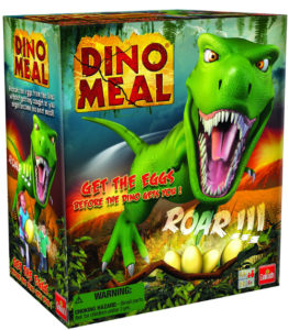 Dinosaur Meal Game