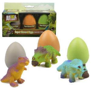 Dinosaur Toys Grow Eggs