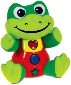 educational frog toy