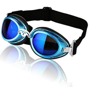 Large Foldable Dog Sunglasses - UV Protection