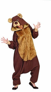 bailey bear costume