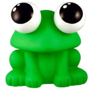frog money bank for boys