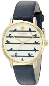 kate spade blue watch