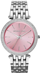 pink Michael Kors watch