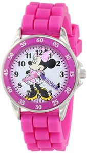 minnie mouse pink watch