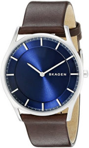 skagen holst blue watch
