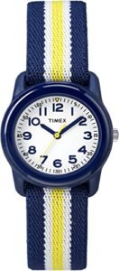 timex kids blue watch