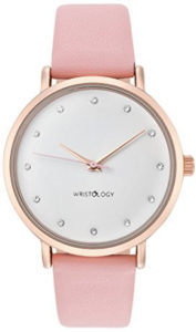 wristology pink watch