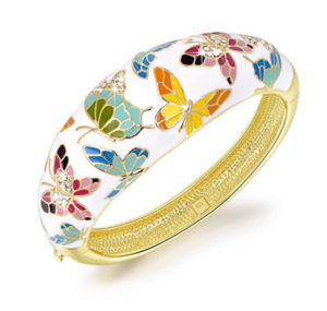 Qianse Spring of Versaille Handcrafted Bangle